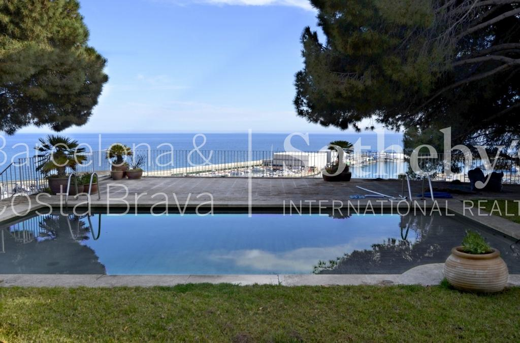 Single Family Home for Sale at Fantastic Classic Property in Arenys de Mar Other Cities Barcelona North Coast, Barcelona 08328 Spain