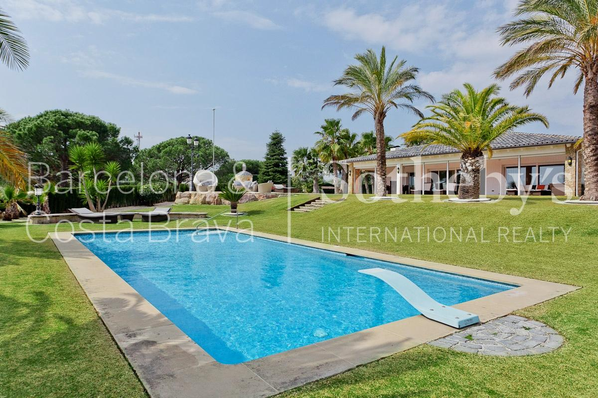 Vivienda unifamiliar por un Venta en Exceptional Property for Sale in Maresme with Stunning Sea Views Sant Andreu De Llavaneres, Barcelona 08392 España