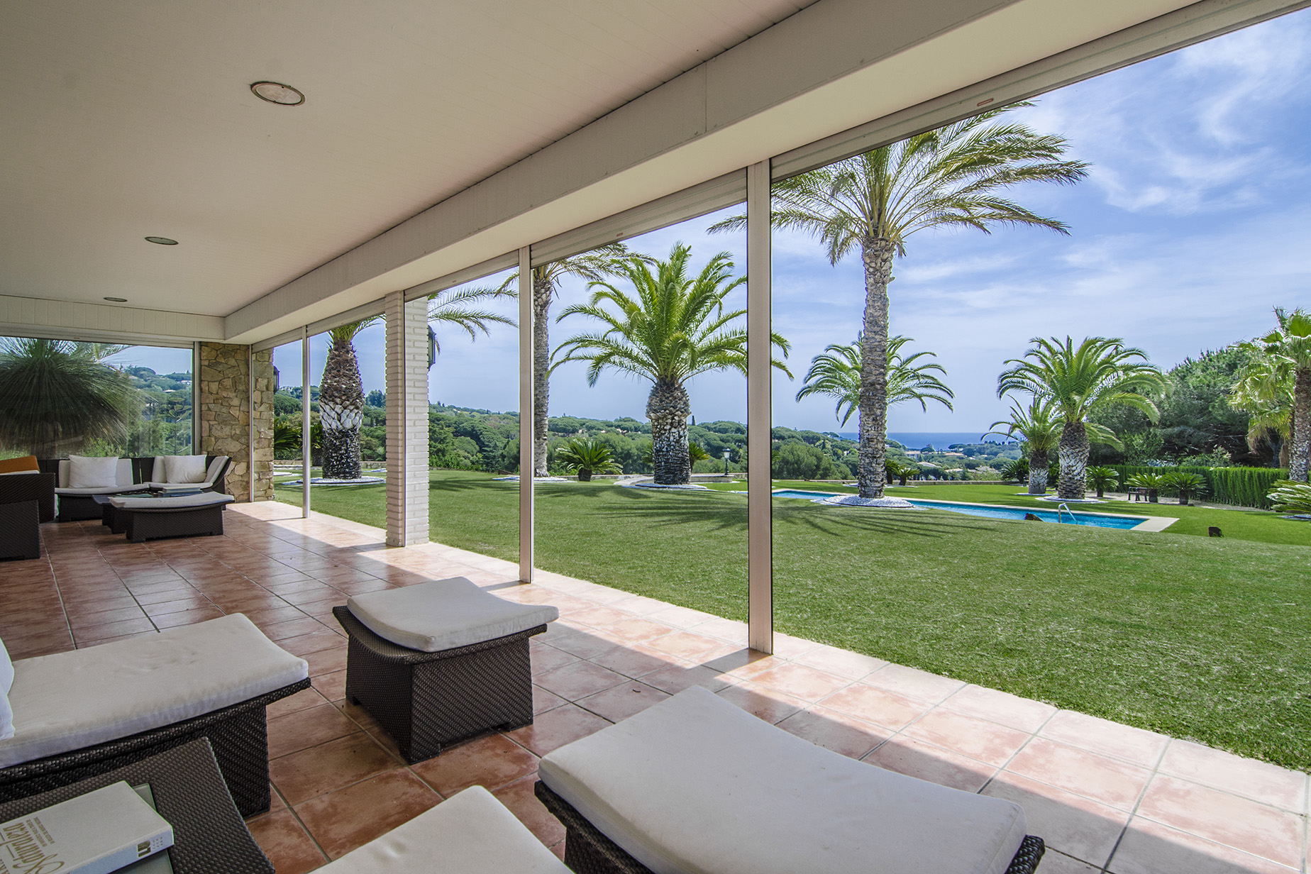 Vivienda unifamiliar por un Venta en Exceptional Property for Sale in Maresme with Stunning Sea Views Sant Andreu De Llavaneres, Barcelona, 08392 España