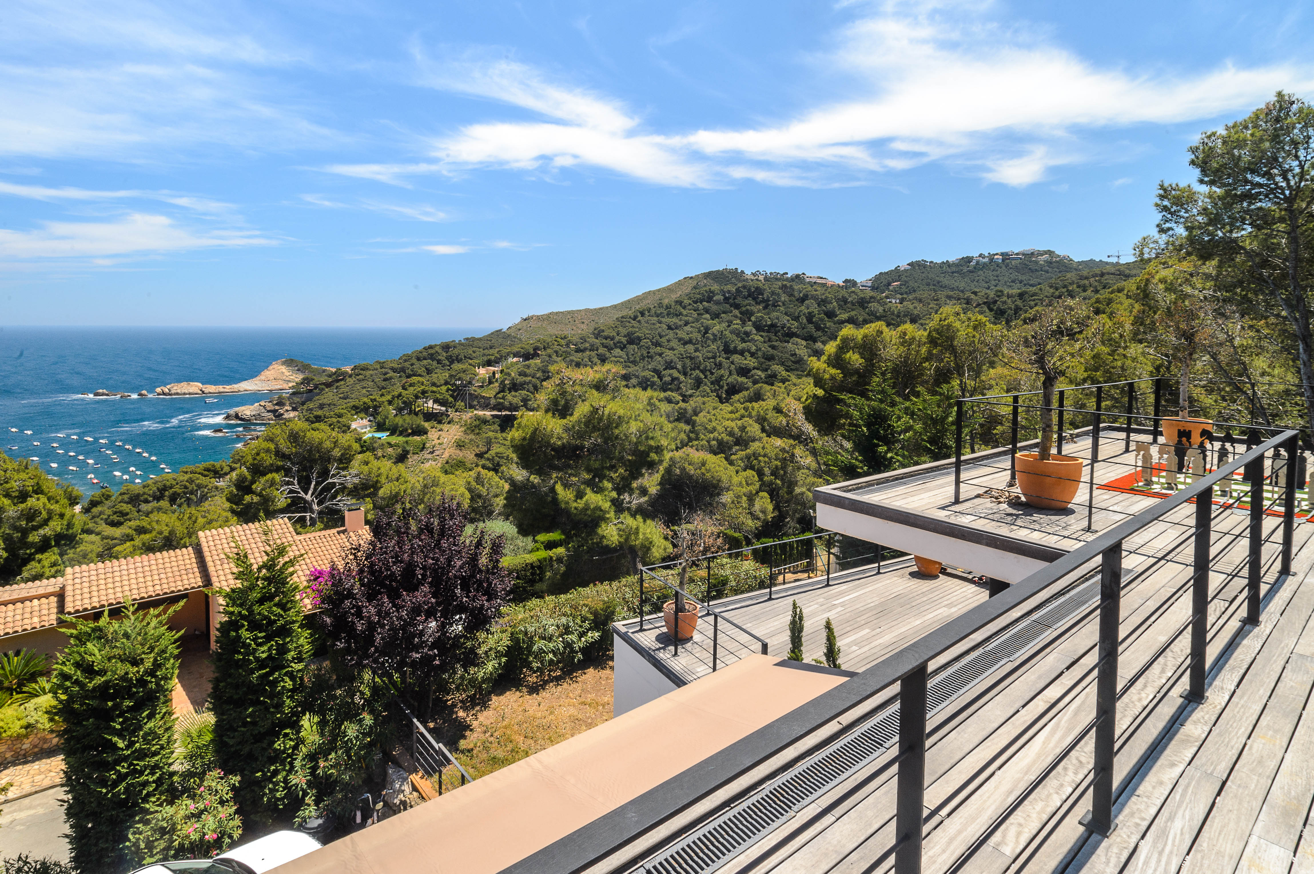 Single Family Home for Sale at Beautiful house with sea views in the Aiguafreda area Begur, Costa Brava, 17255 Spain