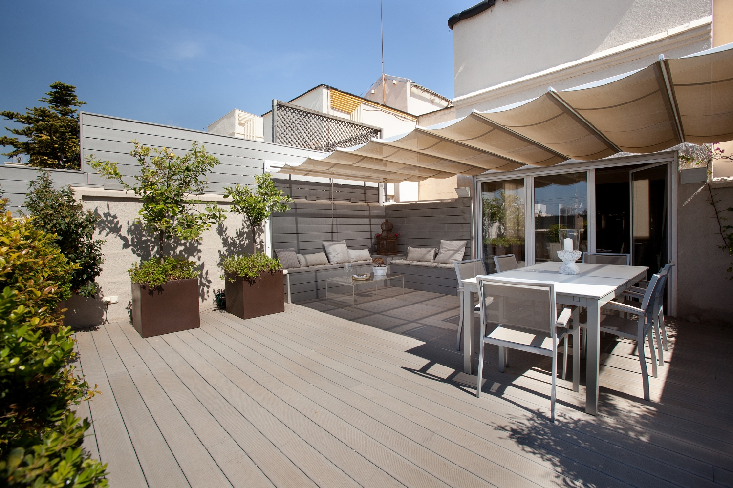 Apartment for Sale at Spectacular Duplex Penthouse with Magnificent Terraces and a Tourist License ... Eixample, Barcelona City, Barcelona, 08007 Spain