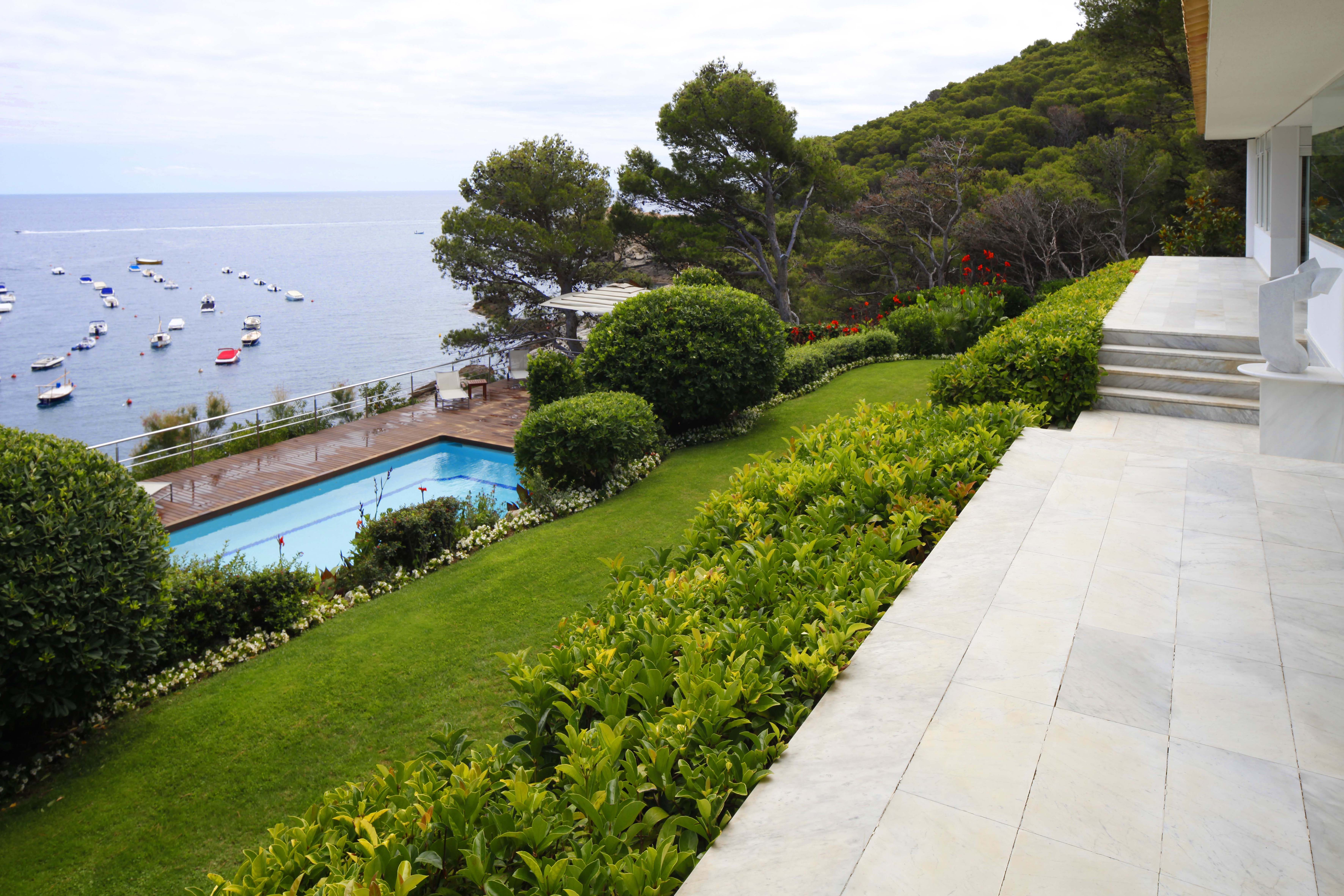 sales property at Exclusive sea front property for sale in Begur