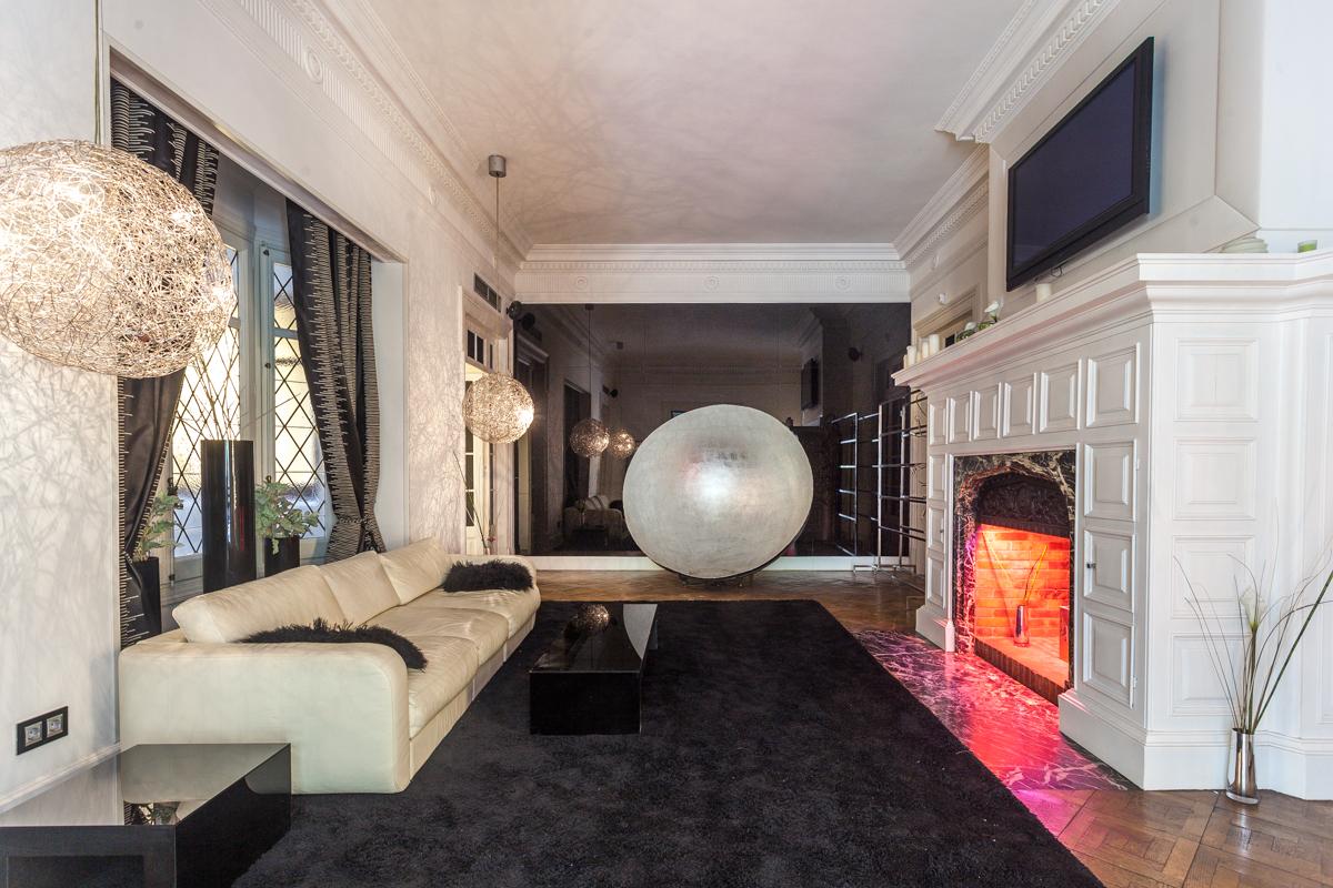 Appartement pour l Vente à Regal property on Avenida Diagonal Zona Alta, Barcelona City, Barcelona 08034 Espagne