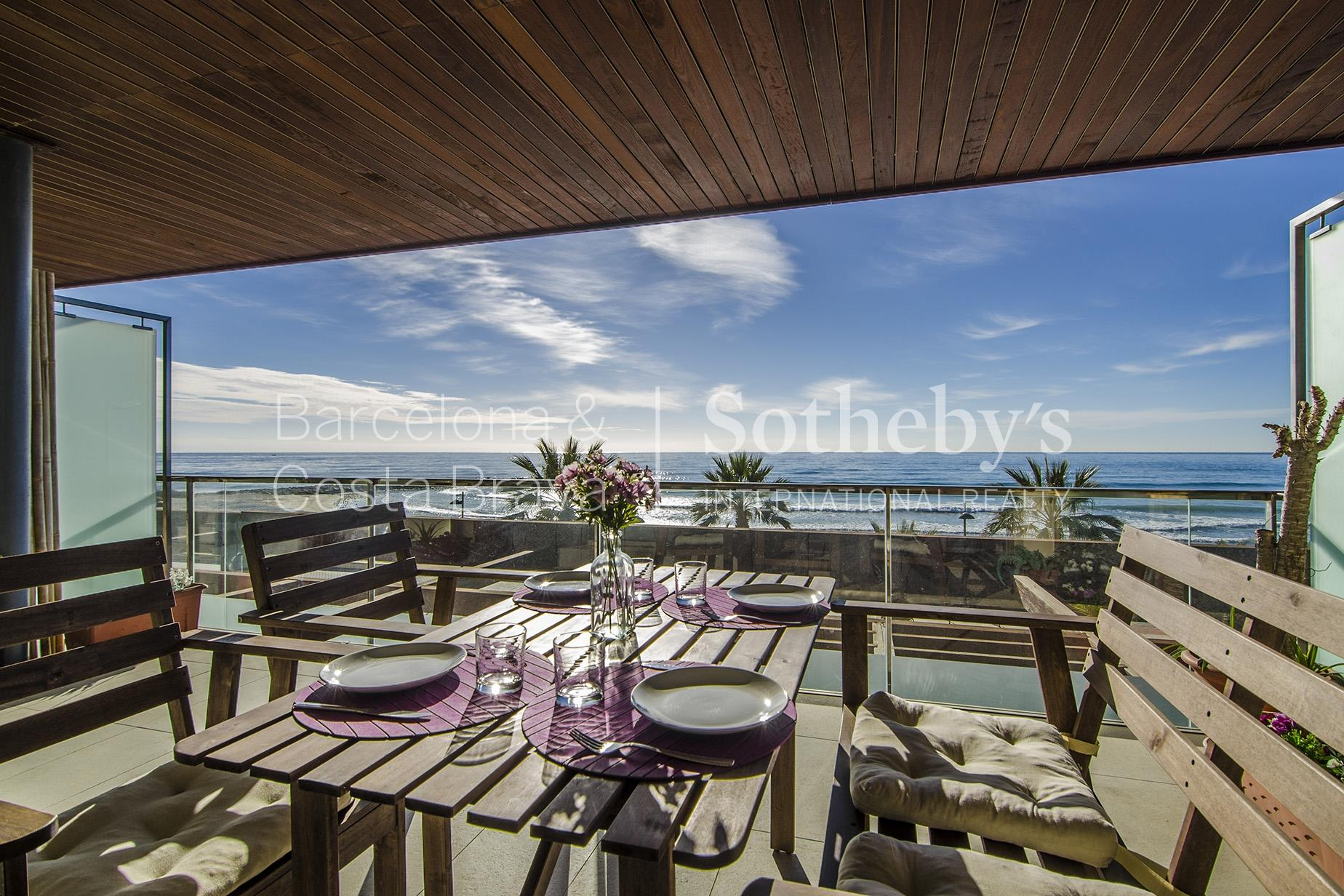 Apartment for Sale at Spectacular seafront apartment Other Cities Barcelona South Coast, Barcelona 08921 Spain