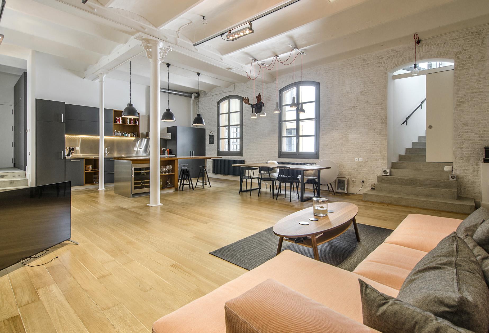 Wohnung für Verkauf beim Exclusive Loft with Industrial Character in Born, Barcelona Old Town Ciutat Vella, Barcelona City, Barcelona, 08002 Spanien