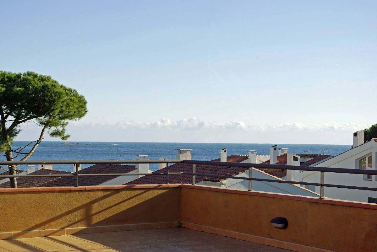 Single Family Home for Sale at Nice house just 50 meters from the beach of La Fosca Palamos, Costa Brava, 17230 Spain