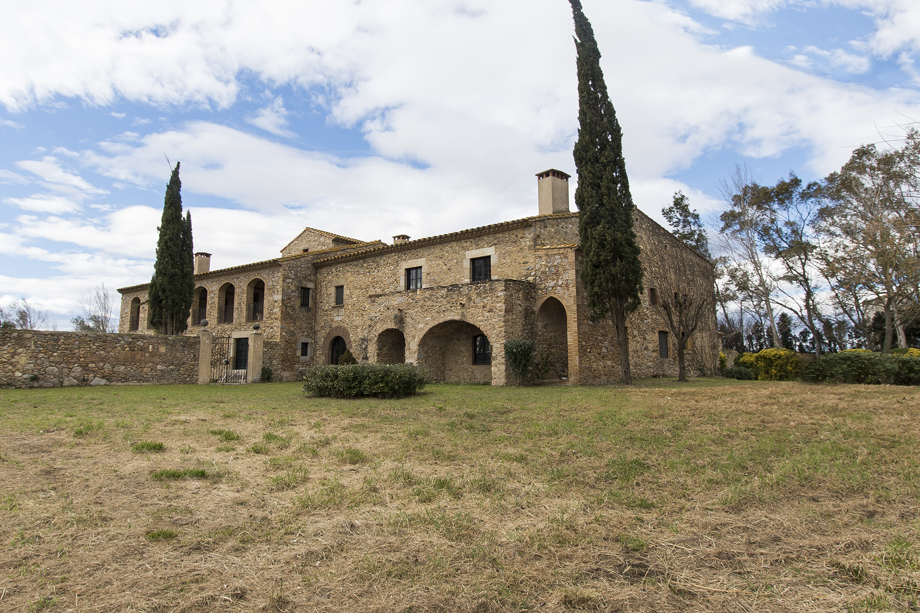 "Single Family Home for Sale at Masía ""Mas David"" near Perelada Other Cities Alt Emporda, Barcelona, 17600 Spain"