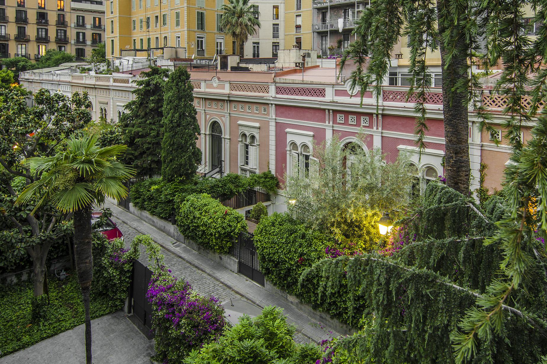 獨棟家庭住宅 為 出售 在 Luxury house for sale in Eixample Dret of Barcelona Eixample, Barcelona City, Barcelona 08007 西班牙