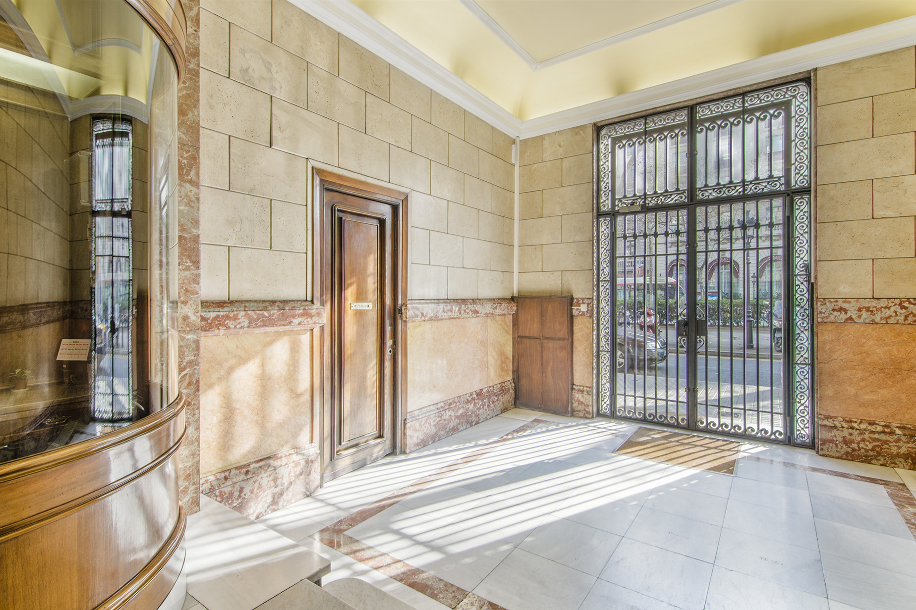 Apartment for Sale at Stately Apartment Next to the Paseo de Gracia Eixample, Barcelona City, Barcelona, 08007 Spain