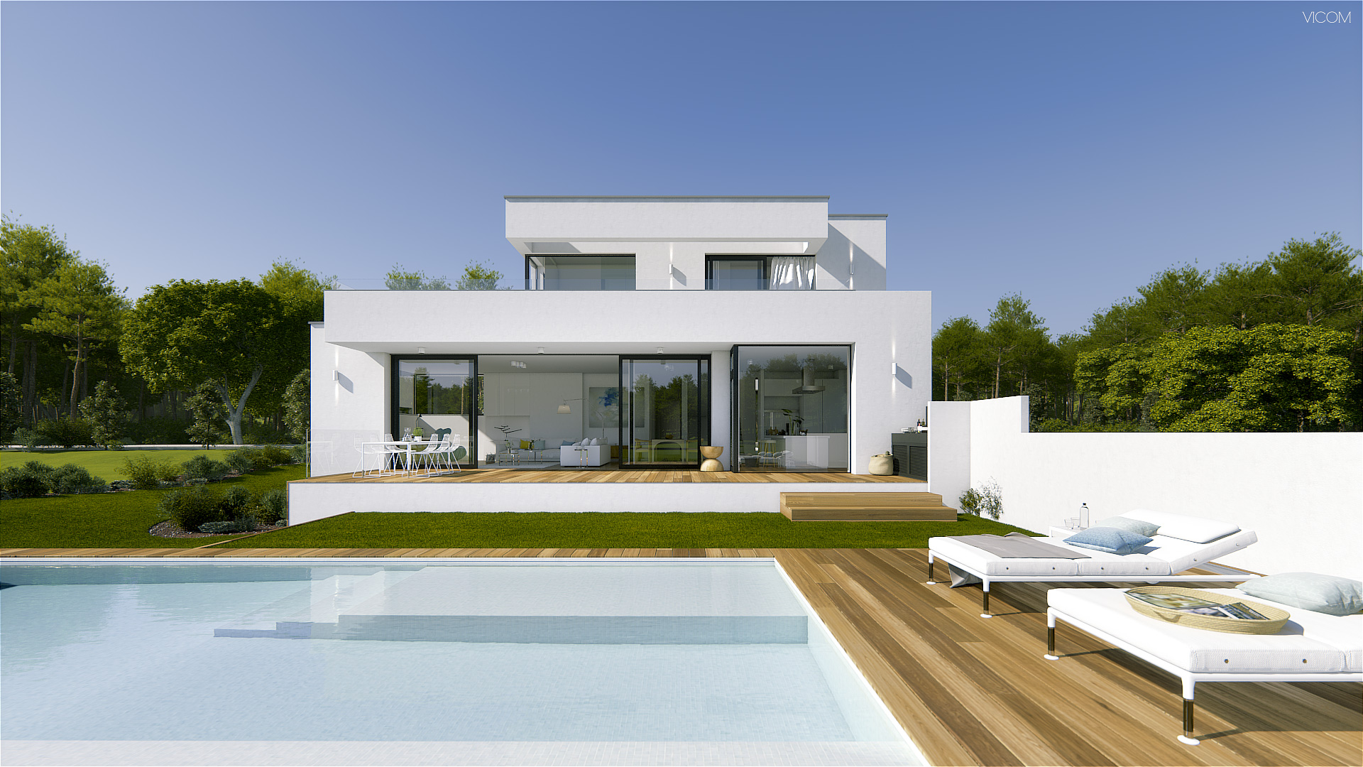 Single Family Home for Sale at Bright designer villa Other Cities Baix Emporda, Barcelona 17001 Spain
