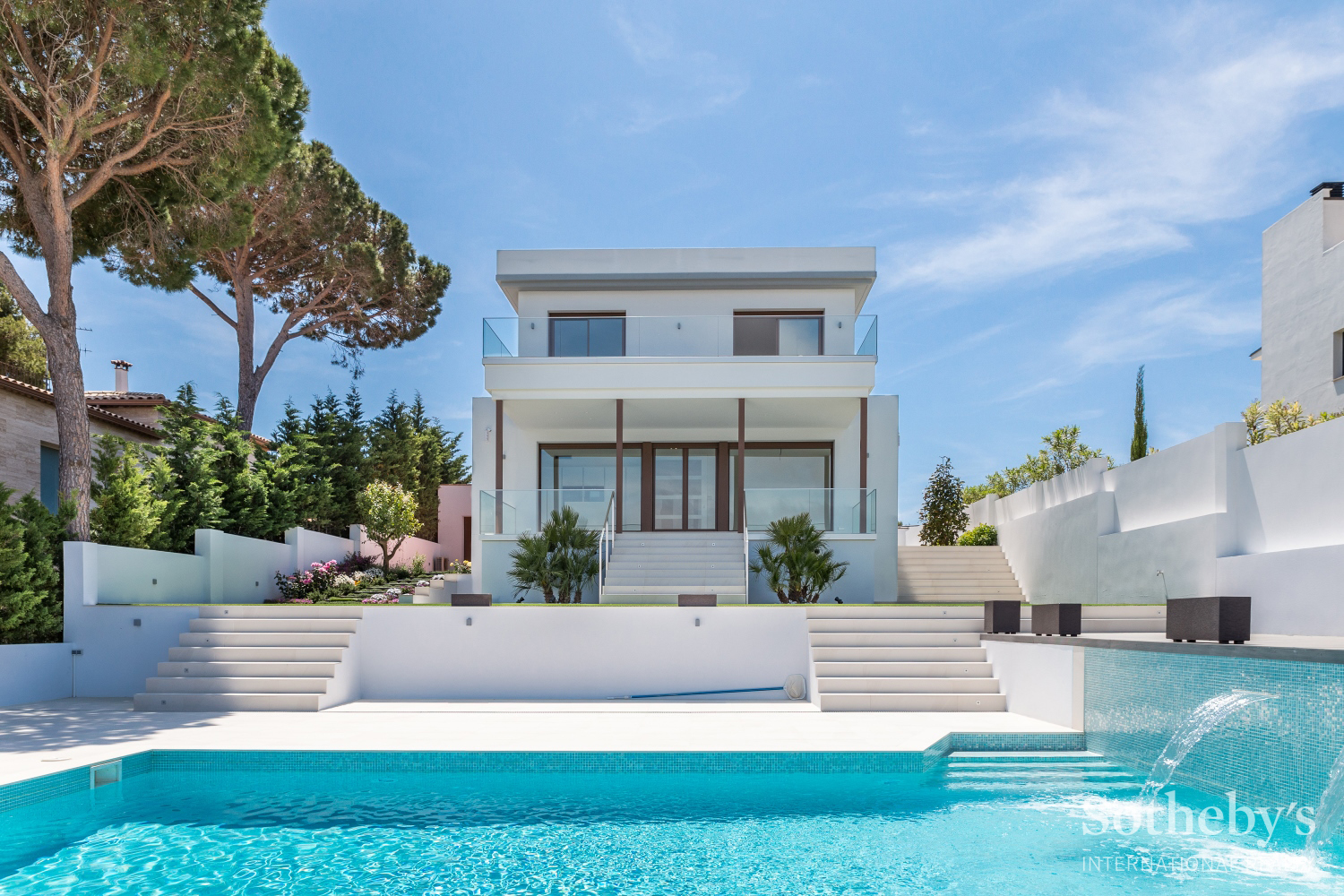Single Family Home for Sale at Excellent newly built villa with sea views Torrevalentina, Barcelona 17252 Spain