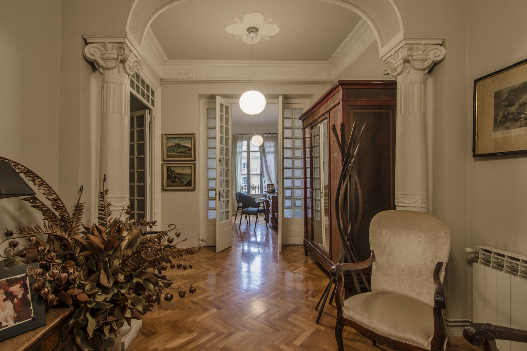 Apartman Dairesi için Satış at Splendid Flat in Right Eixample Eixample, Barcelona City, Barcelona, 08007 Ispanya