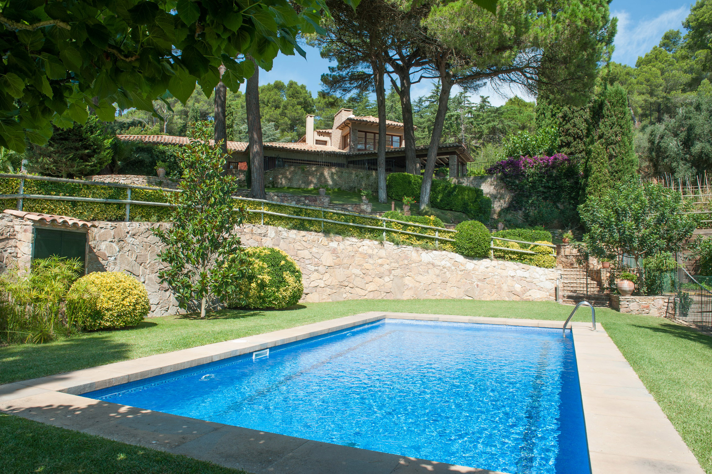 Casa Unifamiliar por un Venta en Lot of luxury properties in Aiguablava with sea views Begur, Costa Brava 17255 España