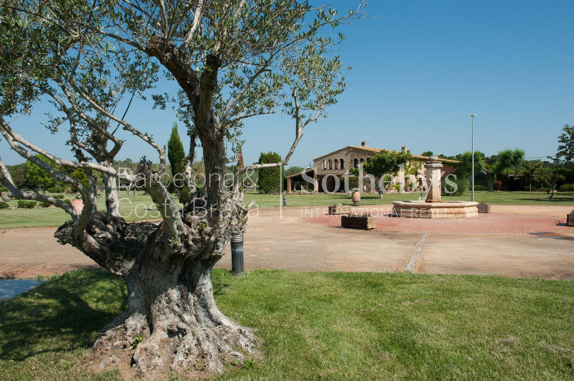 Moradia para Venda às Country Estate in heart of the Ampurdàn Other Cities Baix Emporda, Barcelona 17001 Espanha