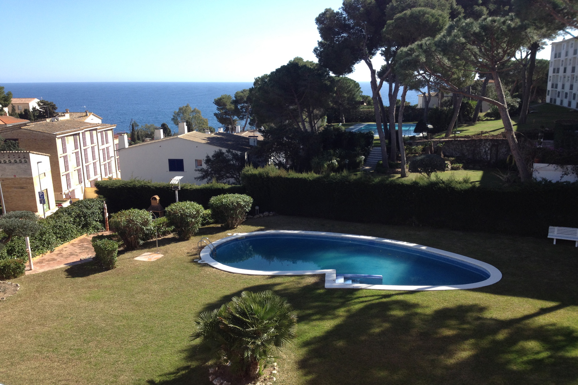 獨棟家庭住宅 為 出售 在 Beautiful semidetached house close to the beach and services in Calella Calella De Palafrugell, Costa Brava, 17210 西班牙