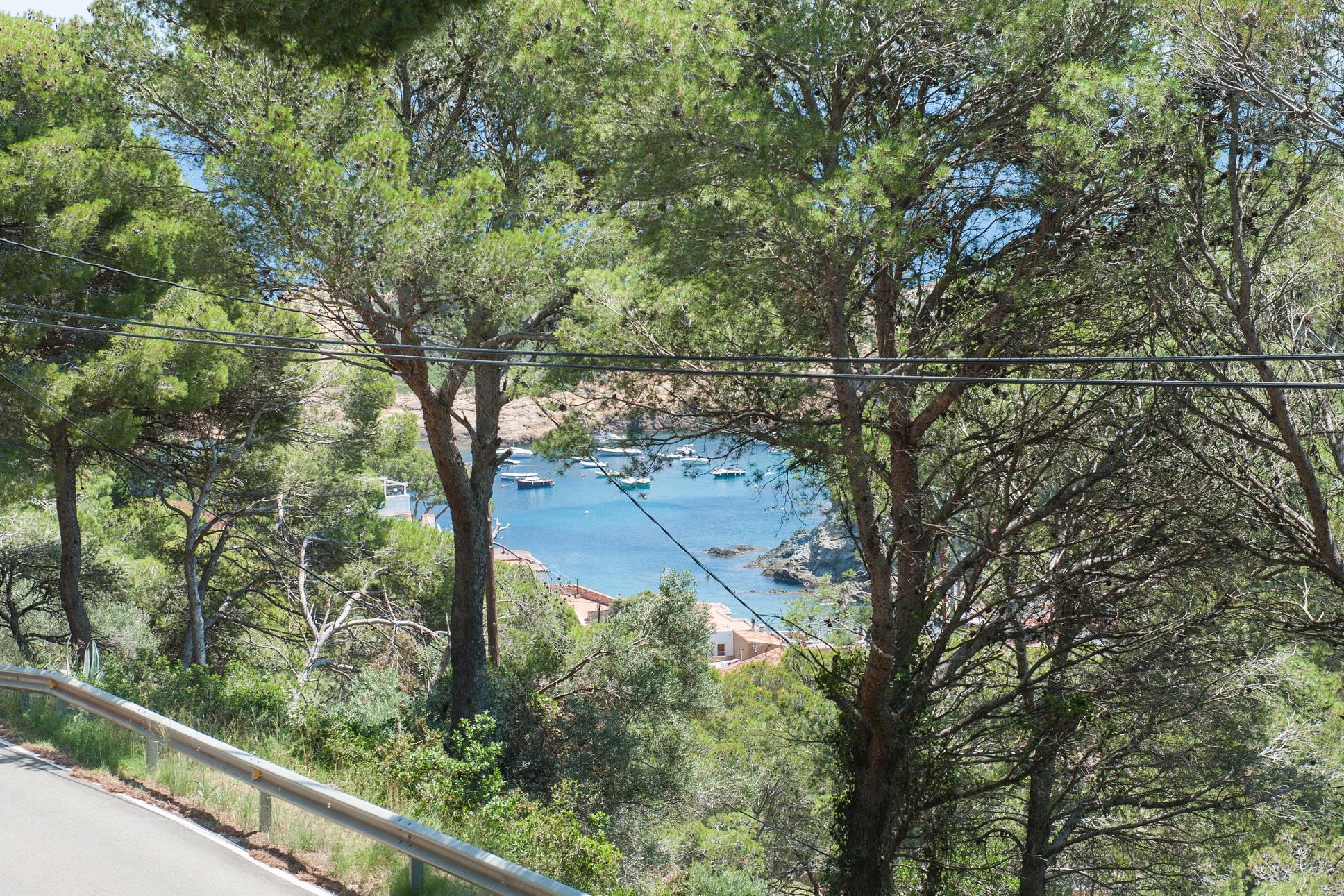 Einfamilienhaus für Verkauf beim Mediterranean villa near Sa Tuna with views Begur, Costa Brava, 17255 Spanien