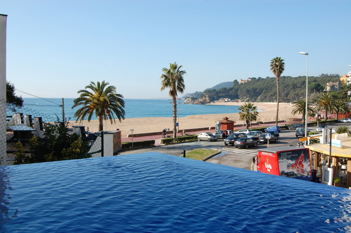 Single Family Home for Sale at Modern beachfront villa Lloret De Mar, Costa Brava 17310 Spain