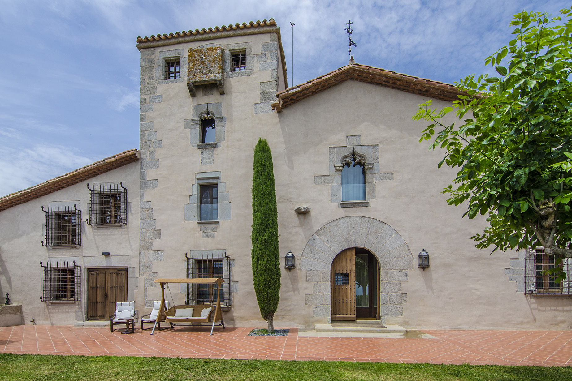 sales property at Exclusive historical mansion with more than 72 hectares