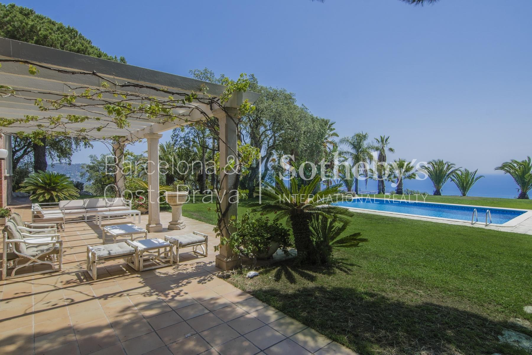 Single Family Home for Sale at Magnificent Property with 5000 m2 of Land Vilassar De Mar, Barcelona 08340 Spain