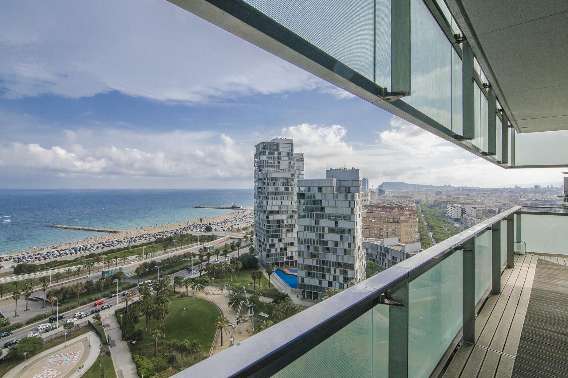 公寓 为 销售 在 Magnificent Apartment with Spectacular views in Diagonal Mar, Barcelona Diagonal Mar, 巴萨罗纳城, 巴塞罗那, 08019 西班牙