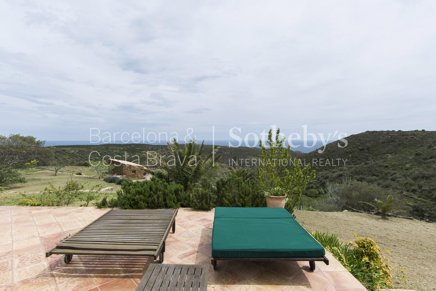 Property For Sale at Unique Masia in Cadaques