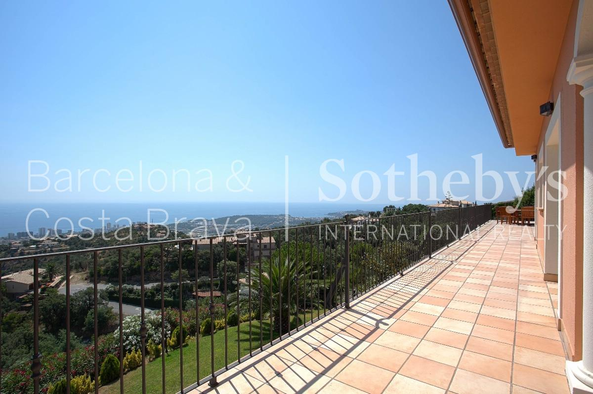 Single Family Home for Sale at Detached house with stunning panoramic views Playa De Aro, Costa Brava 17250 Spain