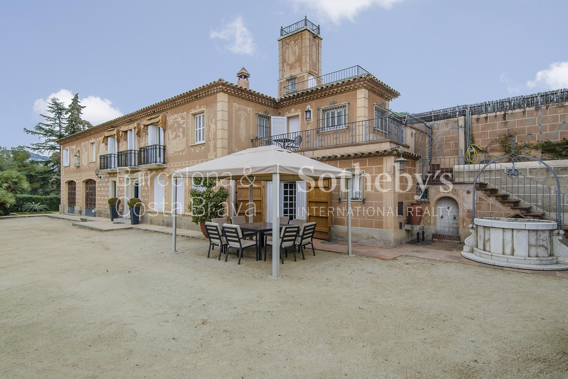 Single Family Home for Sale at Absolute Privacy in an Exclusive Villa of Alella Alella, Barcelona 08328 Spain