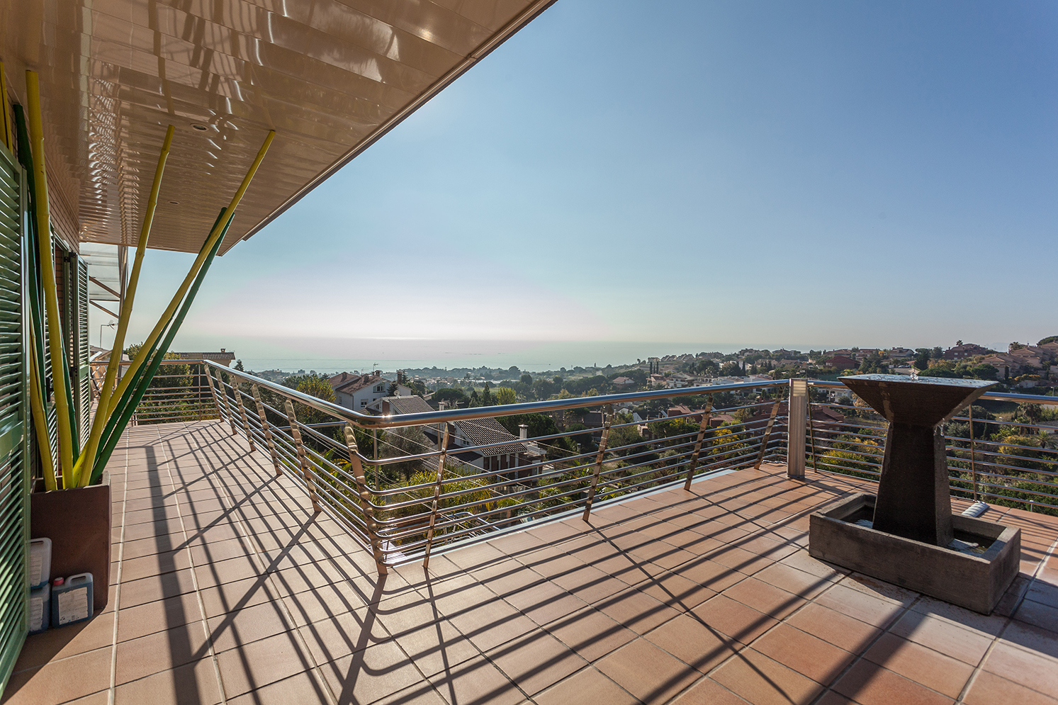 Single Family Home for Sale at Spacious house in excellent condition with sea views Teia, Barcelona, 08329 Spain