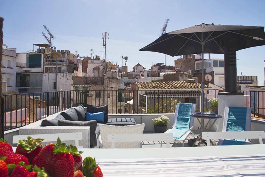 Maison unifamiliale pour l Vente à Designer house in the charming town of Sitges Sitges, Barcelona 08870 Espagne