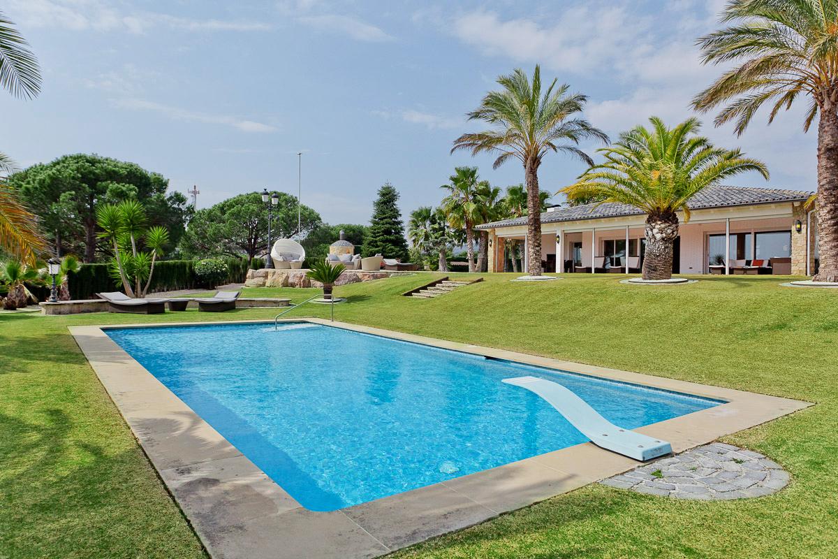 Vivienda unifamiliar por un Venta en Exceptional Property for Sale in Maresme with Stunning Sea Views Sant Andreu De Llavaneres, Barcelona 08392 España