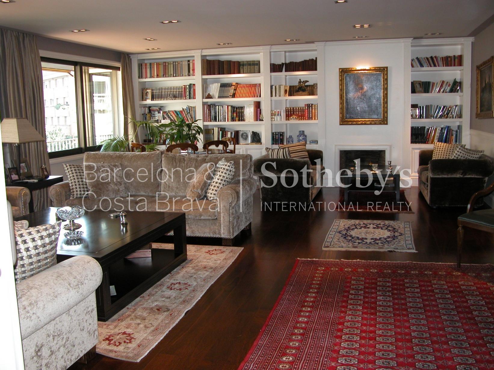 아파트 용 매매 에 Excellent Flat in Pedralbes Zona Alta, Barcelona City, Barcelona 08034 스페인