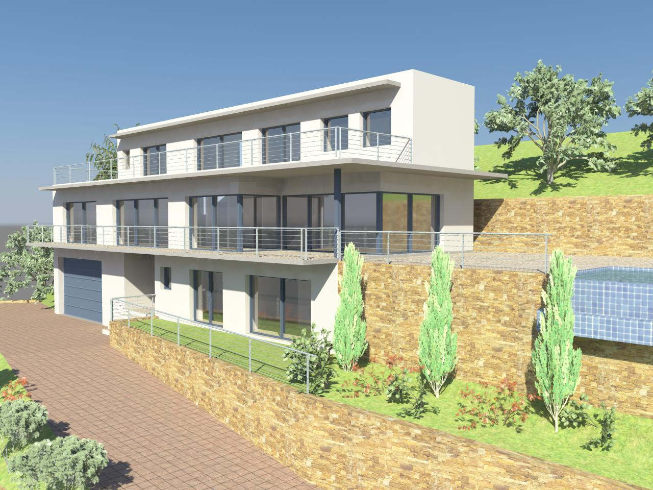 Single Family Home for Sale at Luxury modern style house with views under construction in Aiguablava Begur, Costa Brava, 17255 Spain