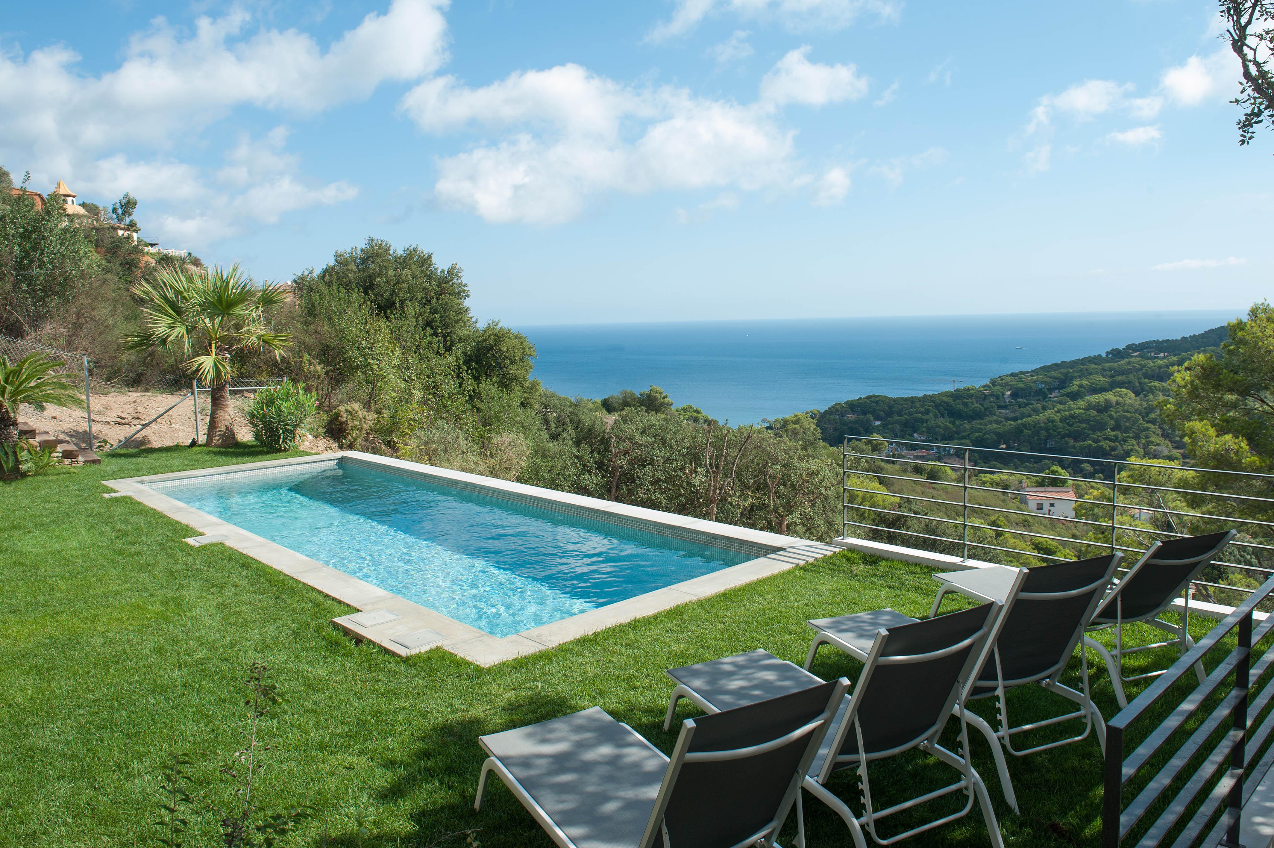 Moradia para Venda às Contemporany house near the beach Sa Riera and Begur Begur, Costa Brava, 17255 Espanha