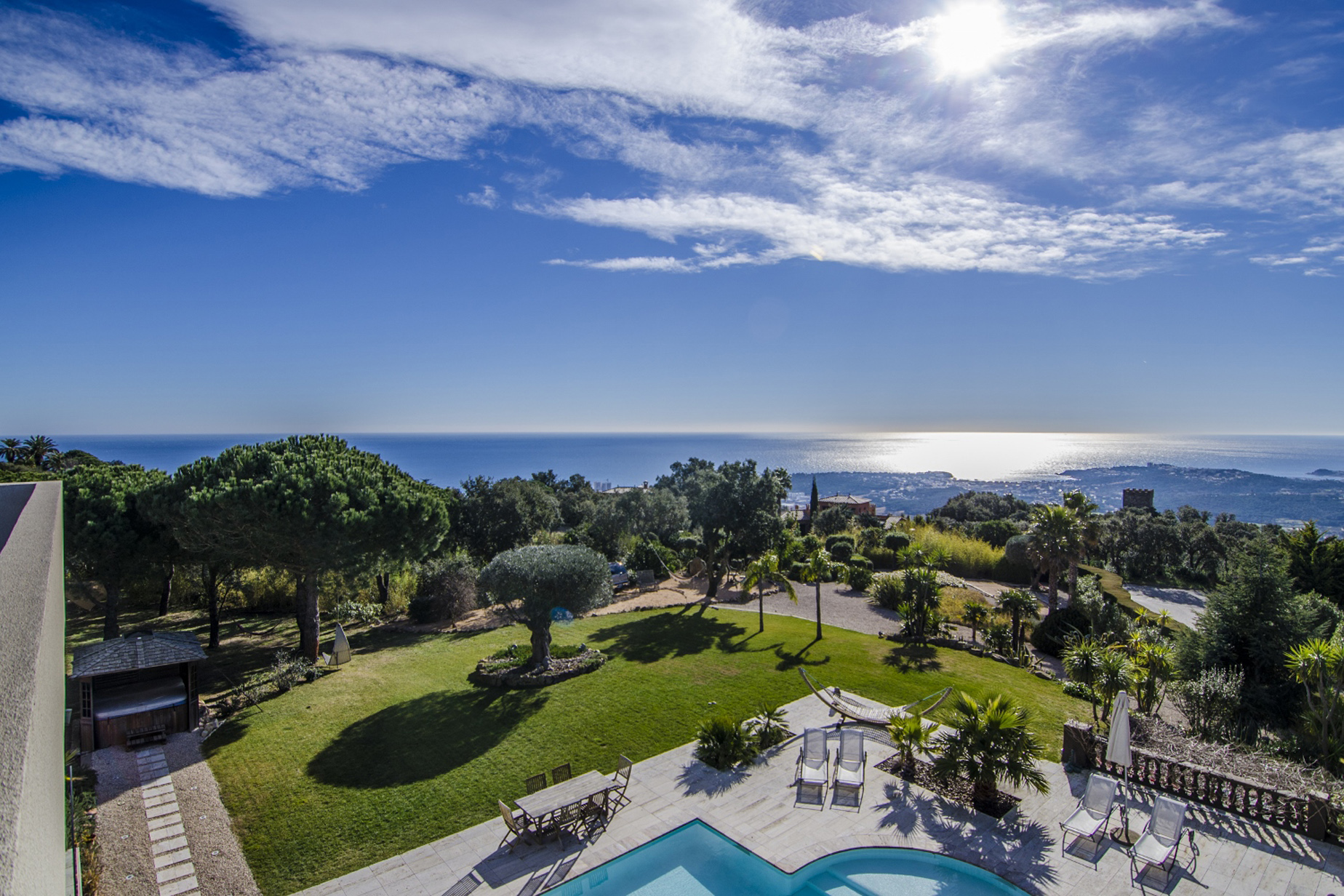sales property at Spectacular property with magnificent sea views