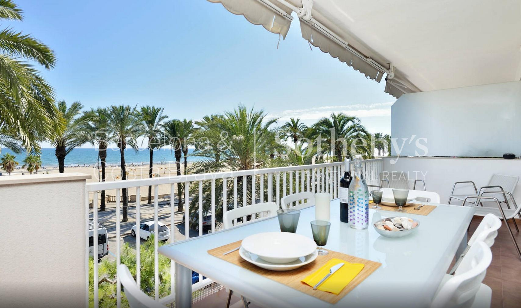 Apartment for Sale at Beautiful seafront apartment Other Cities Barcelona South Coast, Barcelona 08921 Spain