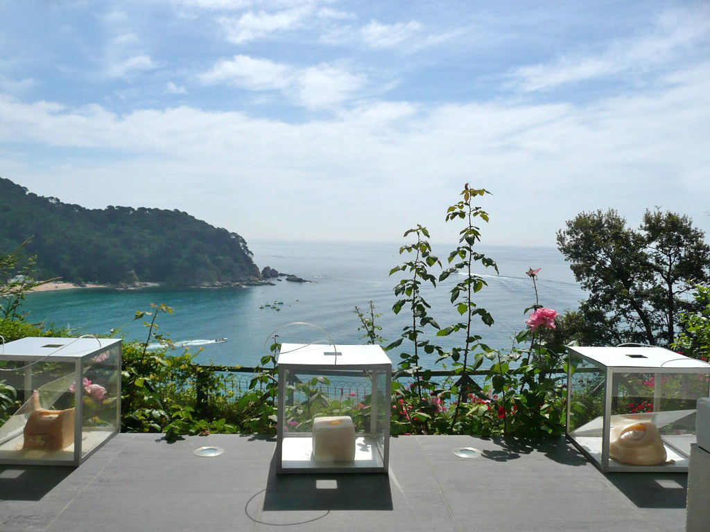 Single Family Home for Sale at Designer villa with magnificent sea views Lloret De Mar, Costa Brava, 17310 Spain