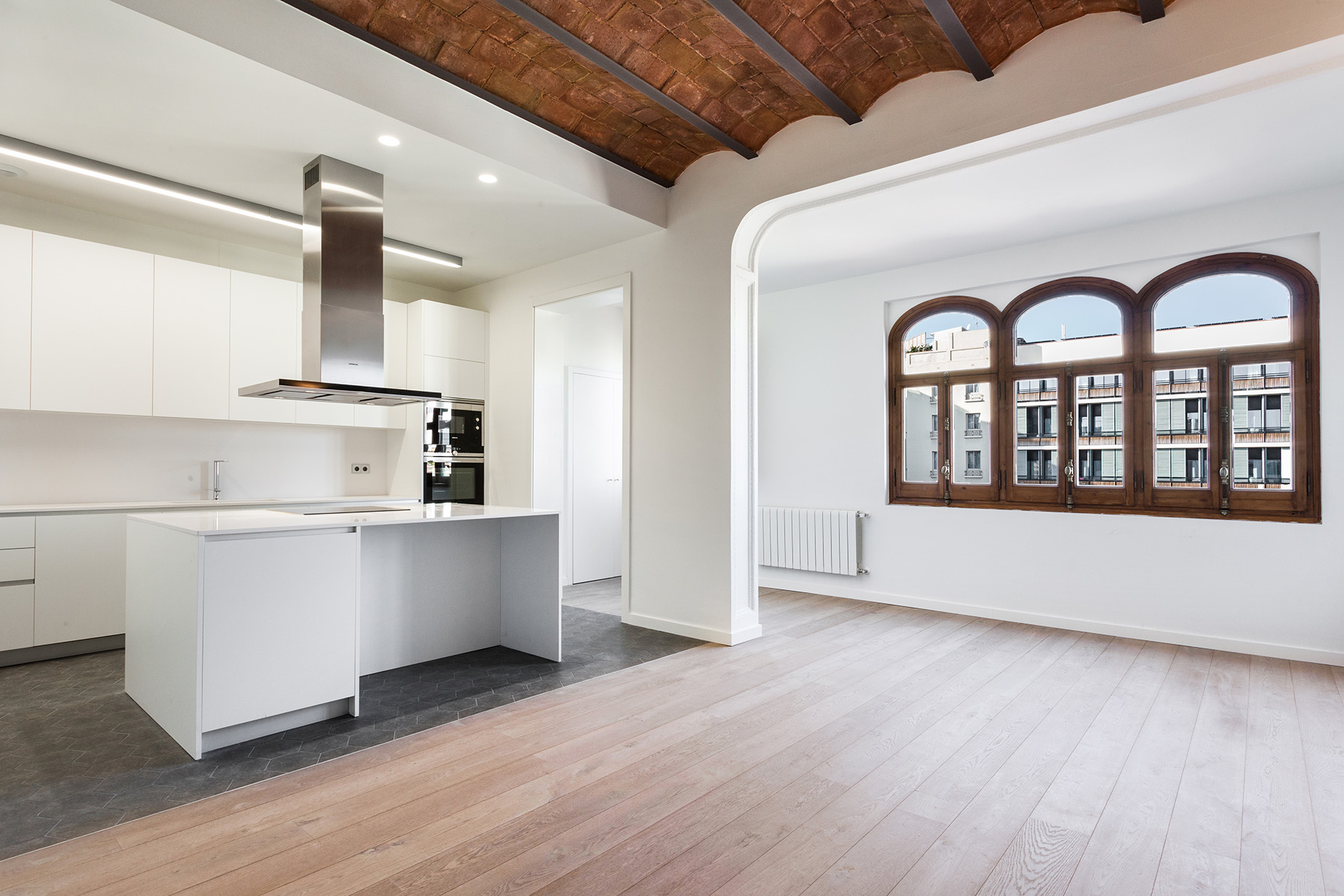 Apartment for Sale at Exclusive Penthouse in Front of Casa Calvet, Eixample Barcelona City, Barcelona, 08007 Spain