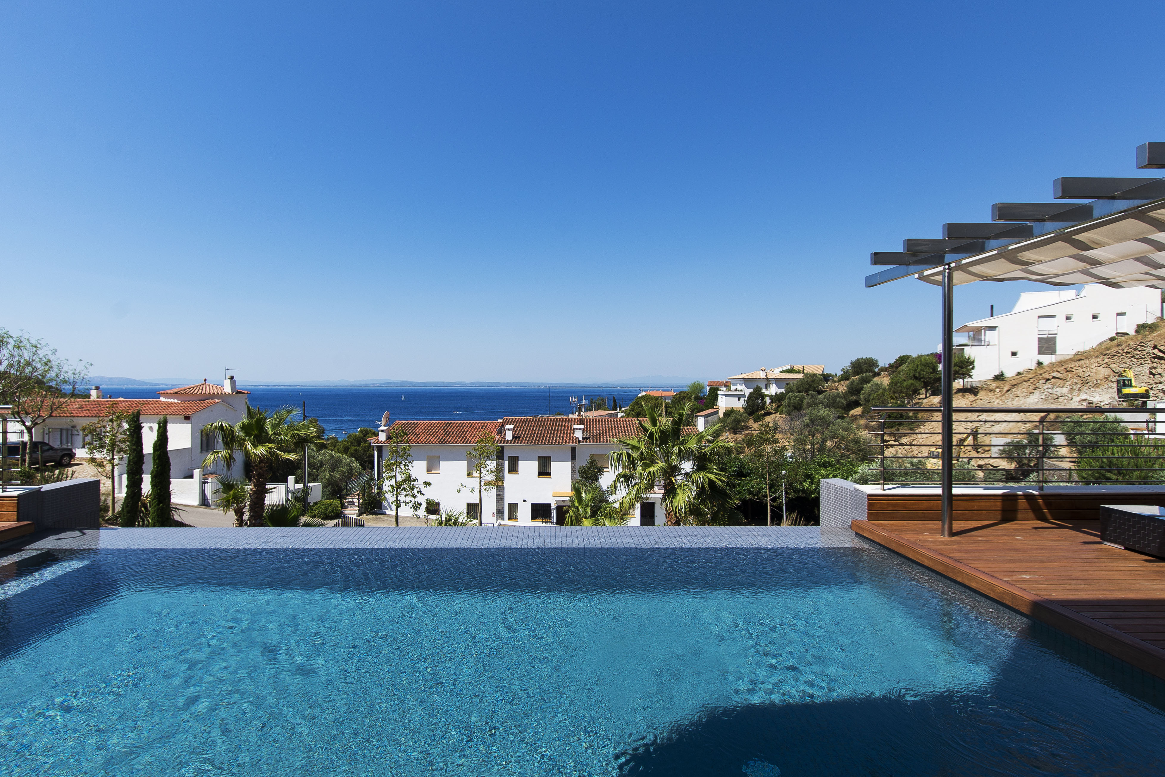 Property For Sale at Almadrava design house near the beach in Roses