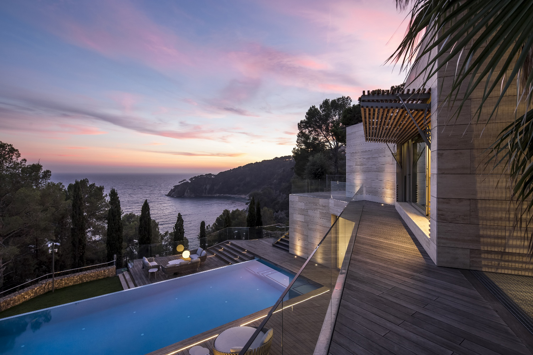 Single Family Home for Sale at Spectacular villa close to the beach Tossa De Mar, Costa Brava, 17320 Spain