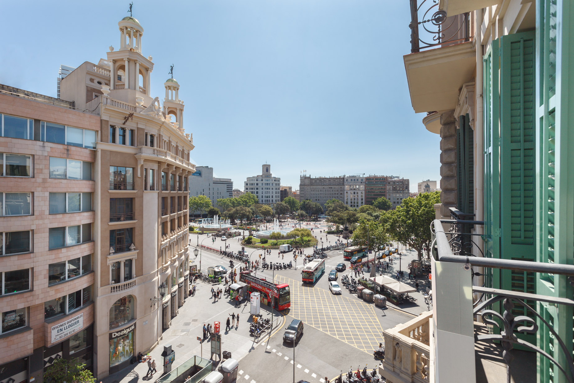 Apartment for Sale at Luxury and Style in the Classic Building on Rambla Catalunya, Barcelona Eixample, Barcelona City, Barcelona, 08007 Spain