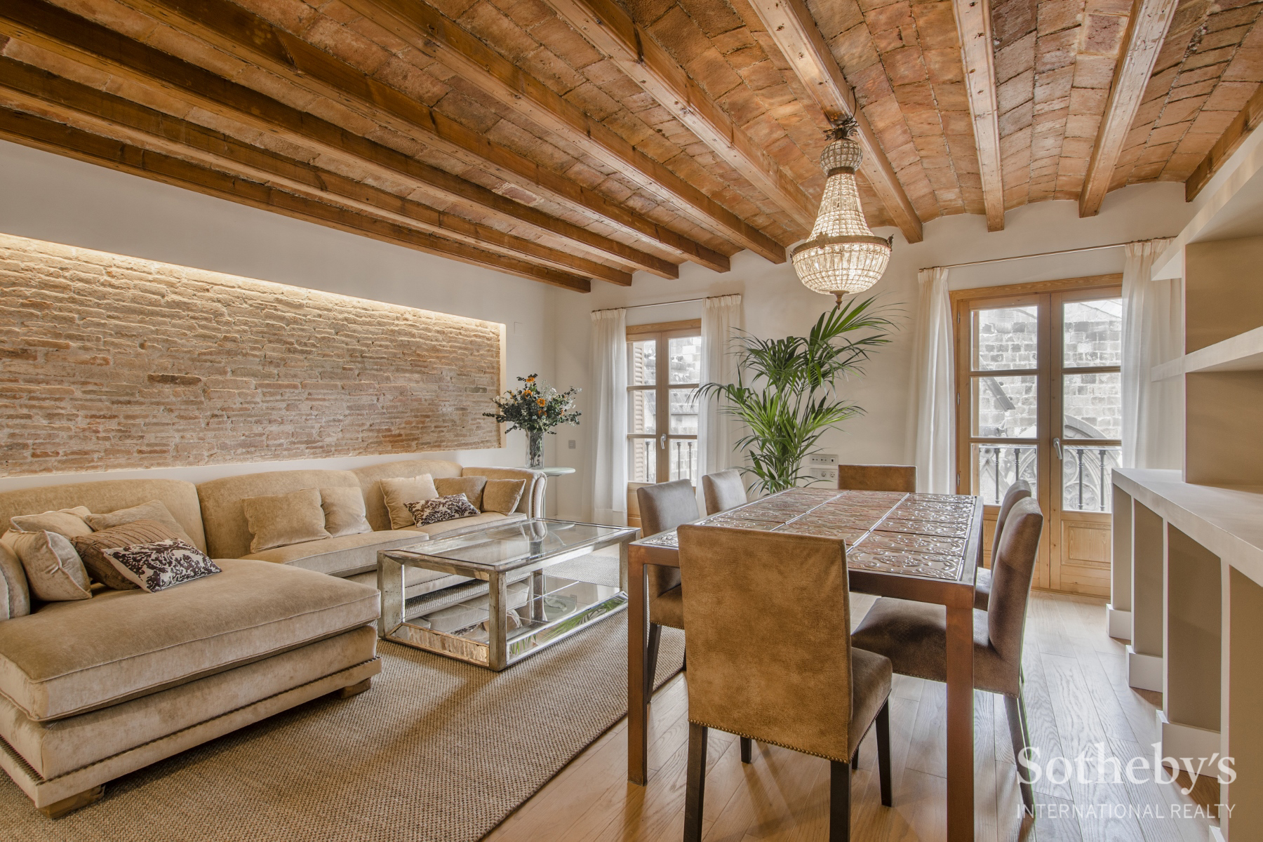 Apartamento por un Venta en New Residences in Central Barcelona Alongside the Cathedral Old Town Ciutat Vella, Barcelona City, Barcelona 08002 España