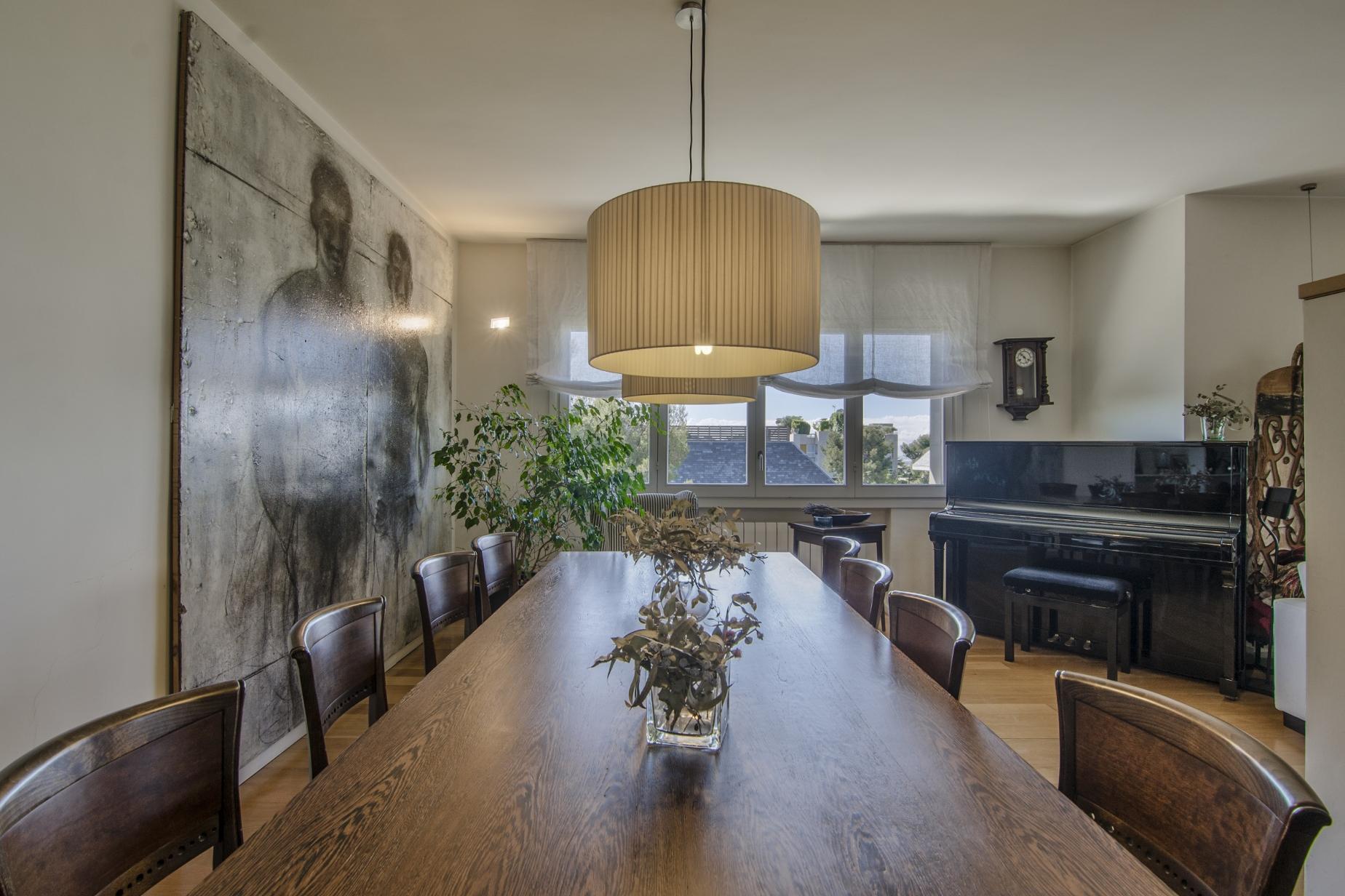 아파트 용 매매 에 Impressive penthouse in Pedralbes Zona Alta, Barcelona City, Barcelona, 08034 스페인