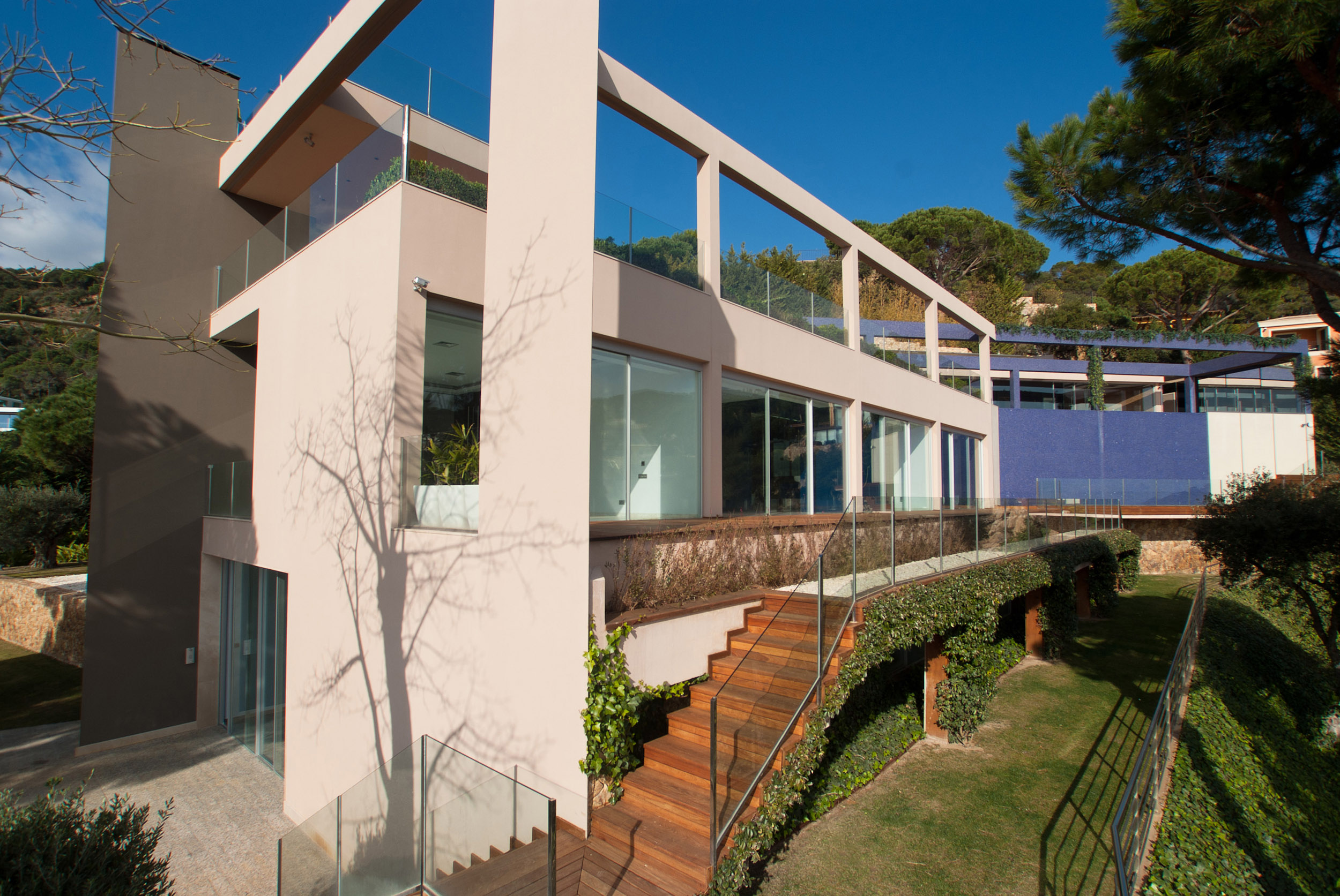 獨棟家庭住宅 為 出售 在 Elegance and technology with sea views Sant Feliu De Guixols, Costa Brava, 17220 西班牙