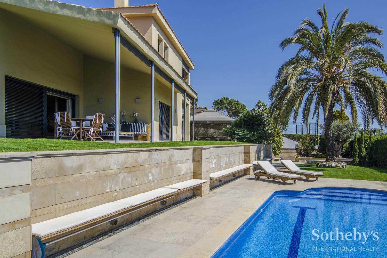 Einfamilienhaus für Verkauf beim A Source of Inspiration in Can Teixidó Alella, Barcelona 08328 Spanien