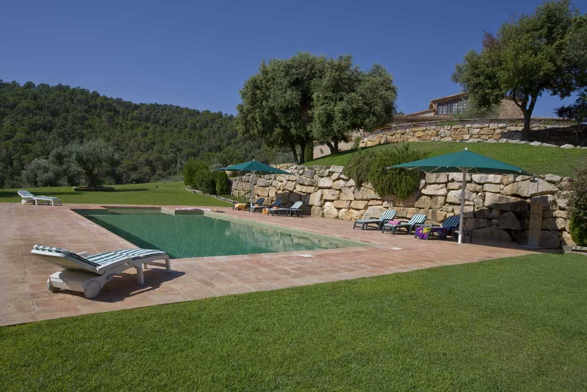 Single Family Home for Sale at Exclusive estate surrounded by magnificent land Other Spain, Other Areas In Spain, 17001 Spain