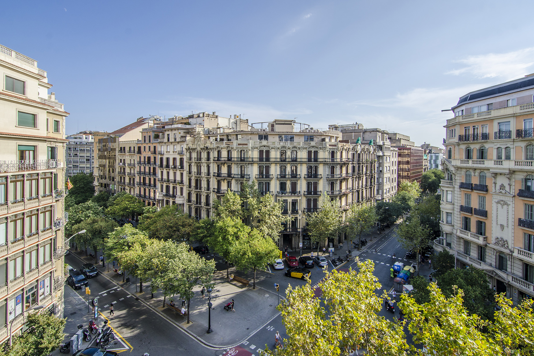 Apartment for Sale at Modern apartment in a Regal Building in Rambla de Catalunya, Barcelona Eixample, Barcelona City, Barcelona, 08007 Spain