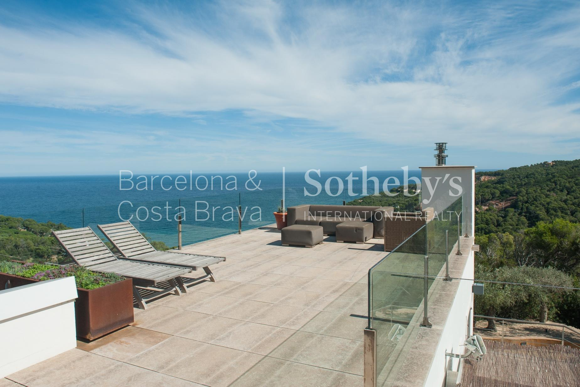 Single Family Home for Sale at Exclusive villa with stunning views in Begur Begur, Costa Brava 17255 Spain