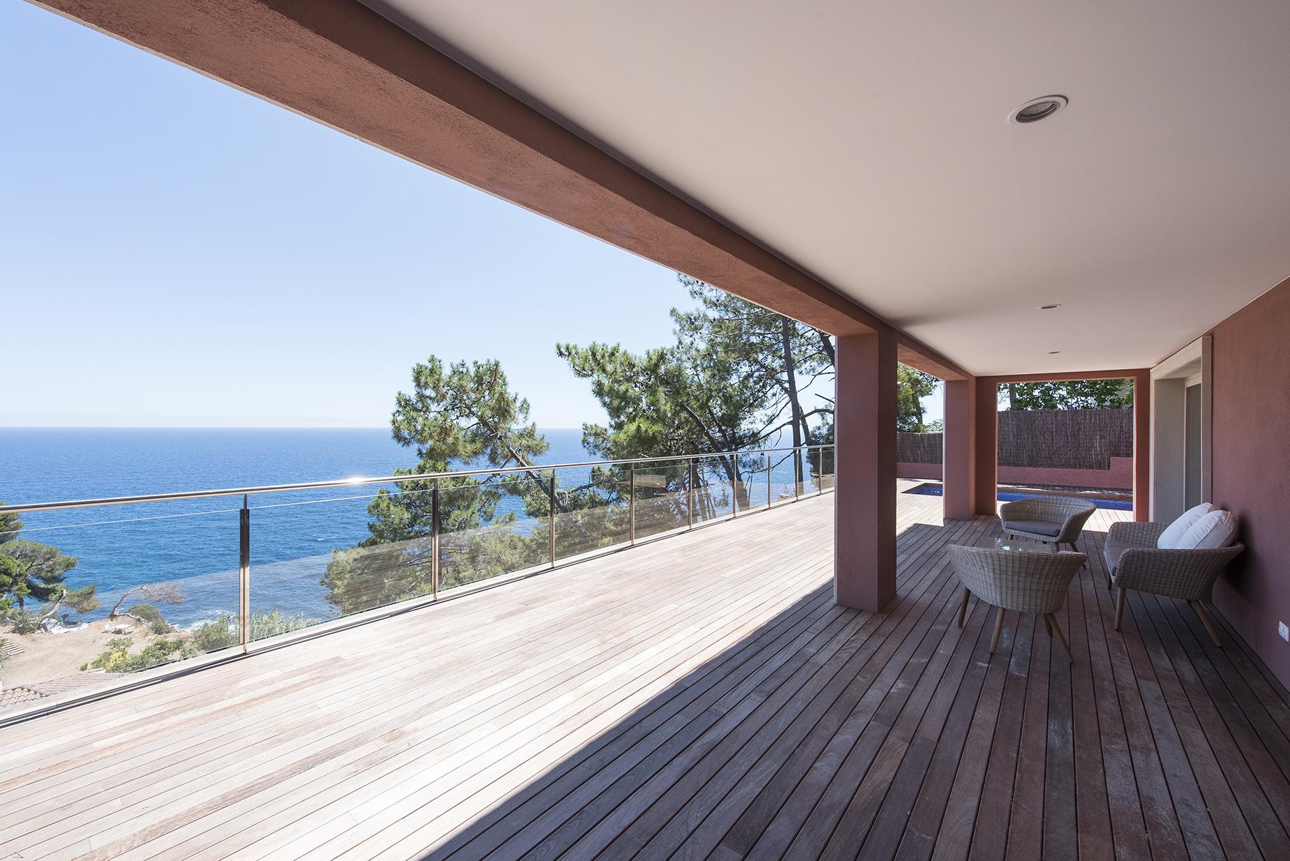 Single Family Home for Sale at Wonderful villa with sea views Lloret De Mar, Costa Brava, 17310 Spain