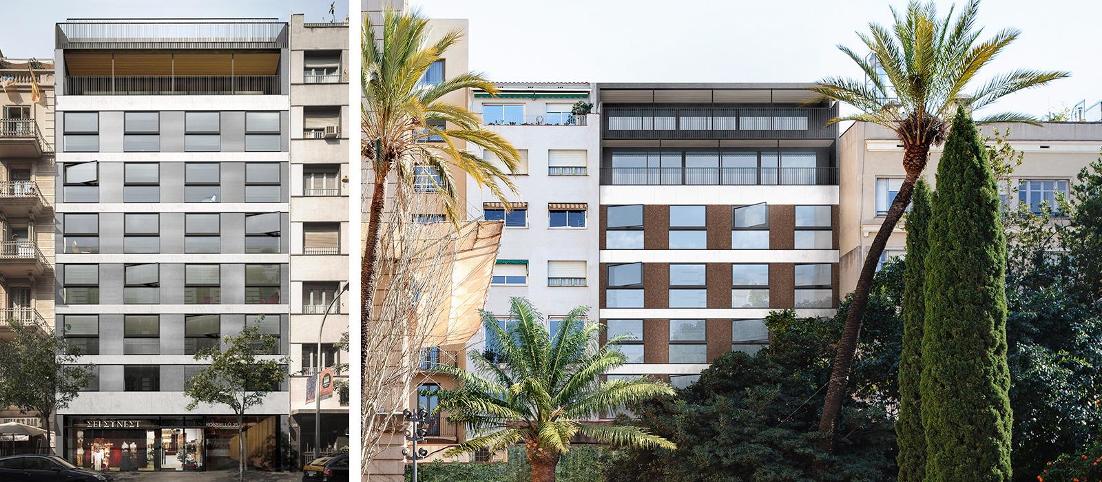 公寓 为 销售 在 Spectacular New Apartments Near the Paseo de Gracia Eixample, 巴萨罗纳城, 巴塞罗那, 08007 西班牙