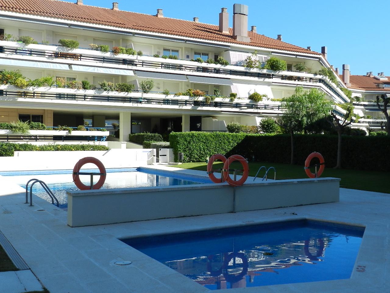Wohnung für Verkauf beim Apartment near beach and golf area in Sitges Sitges, Barcelona 08870 Spanien